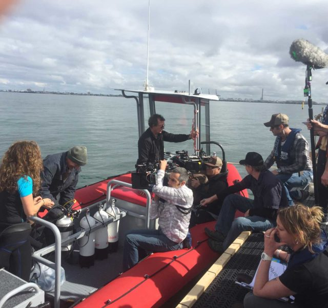 """Redboats helps in filming HBO miniseries """"The Leftovers"""""""