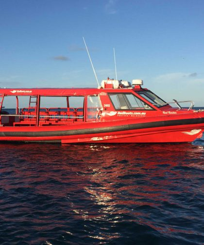 Red Devil – Redboats newest Scuba Diving Boat